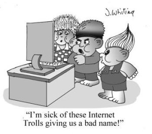 Computer Program Identifies Internet Trolls