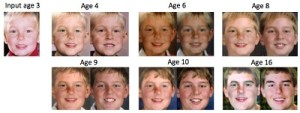 Age-Progression Photos Help Find Missing Persons