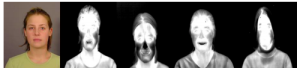 Infrared Facial Recognition Identifies People In The Dark
