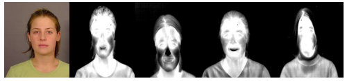 Infrared Facial Recognition