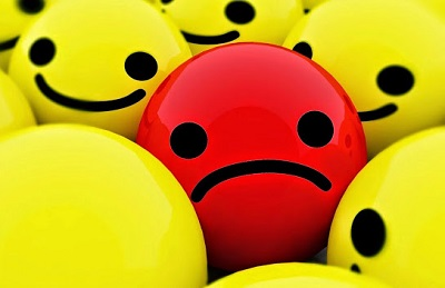 Depressed Emoji