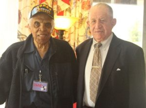 Two Military Friends Reunite After 63 Years