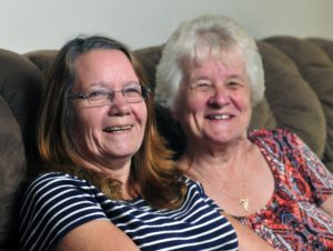 Long-Lost Sisters Find Each Other After Decades