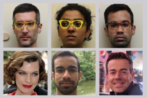 Cheap Glasses Hide People From Facial Recognition