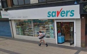 Google Street View Catches Shoplifter